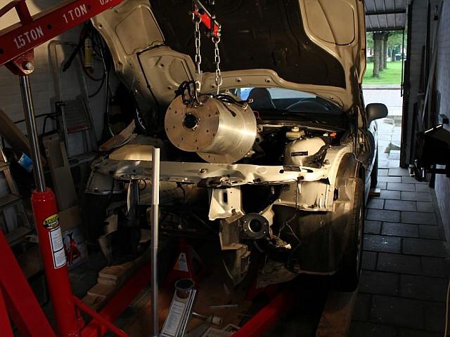 motor install