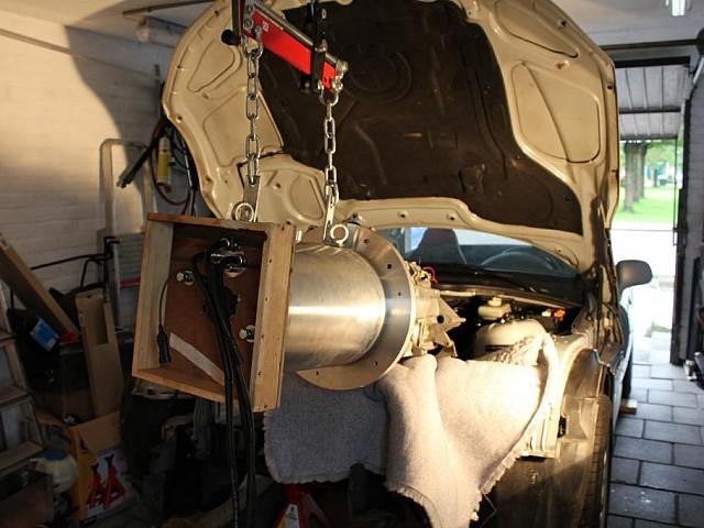 motor install0
